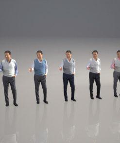 3Dpeople-man