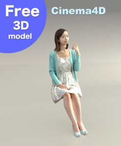 Free-3Dmodel-people-woman