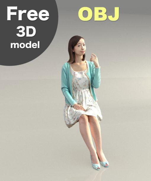 Free-3Dmodel-people-obl-woman