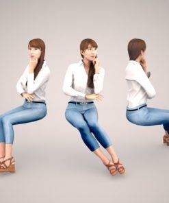3dpeople-japan-woman