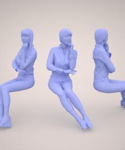 3dpeople-japan-woman-model