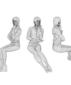 3dpeople-japan-woman-model-mesh