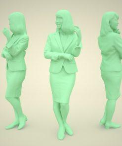 3D people-model-c4d