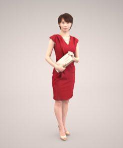 woman-3D-model