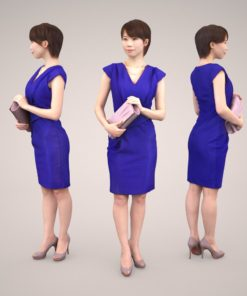 blue-3Dmodel