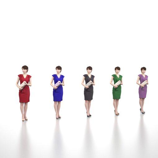 5body-3Dmodel