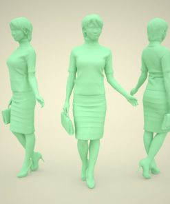 woman-3Dmodel-cinease