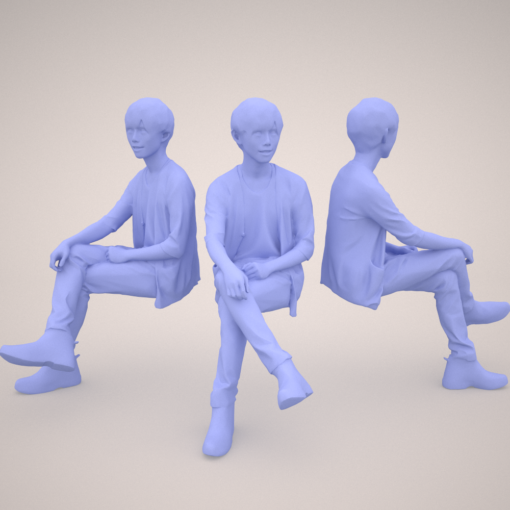 japanese-3D-man