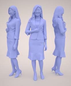 woman-3dmodel