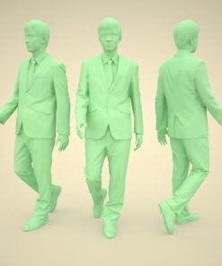 asian-3Dmodel-japan-business