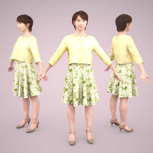 3D-model-casual
