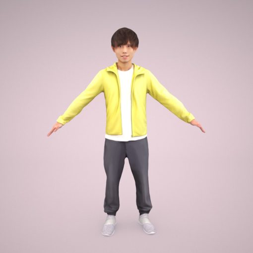 3D-model-Male-casual