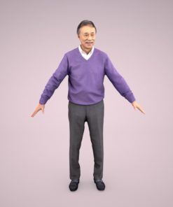3D-model-Male-casual-man