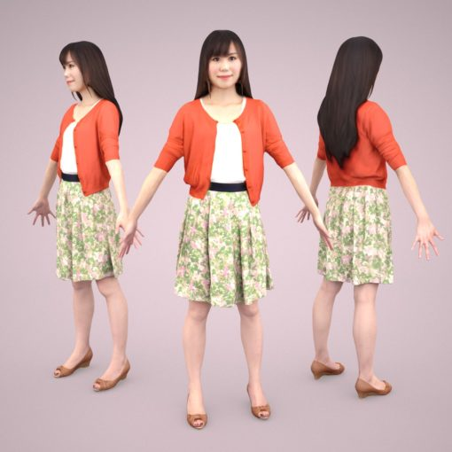 female-3D-model-casual