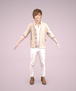 3D-model-Male-casual-male