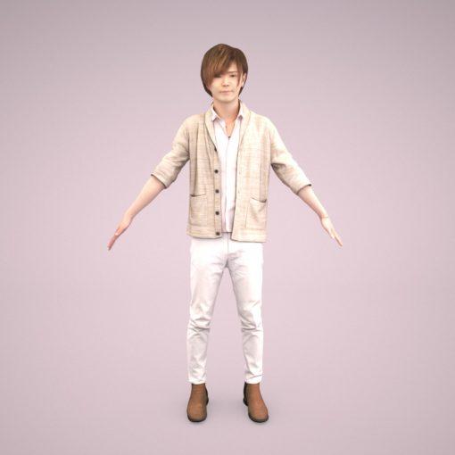 3D-model-Male-casual-male