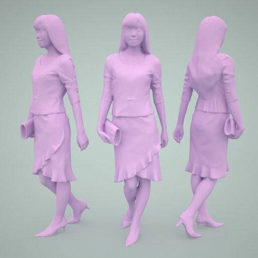 3d-people-asian-business-woman