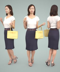 3d-people-asian-female-posed