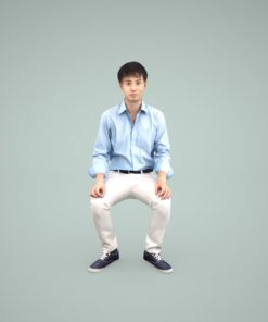 3d-model-male-asian-sitting