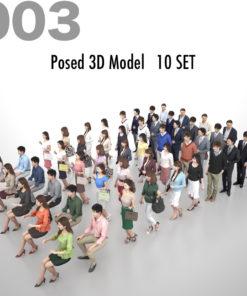 3dpeople-set-japan