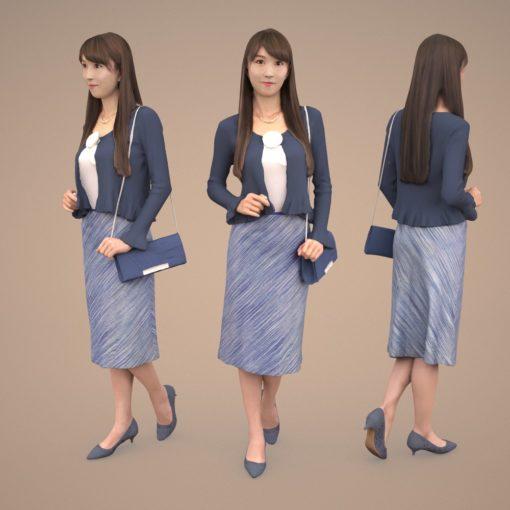 3dpeople-posed-female-japan