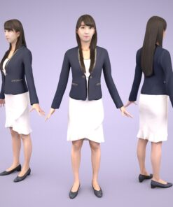 3D-PEOPLE-japanese-woman-biz