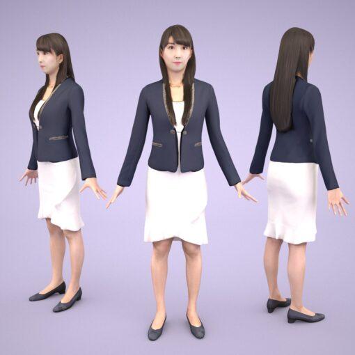 3D-PEOPLE-japanese-woman-biz