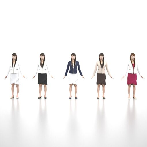 3D-PEOPLE-japanese-woman-bisiness