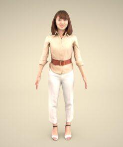 free-3d-animation-model