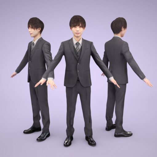 3D-PEOPLE-japanese-business-apose