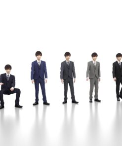 3D-PEOPLE-japanese-business-mixamo