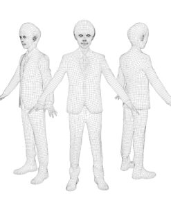 3D-PEOPLE-japanese-business-mesh