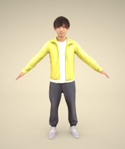 rig-3Dmodel-PEOPLE-asian-casualman