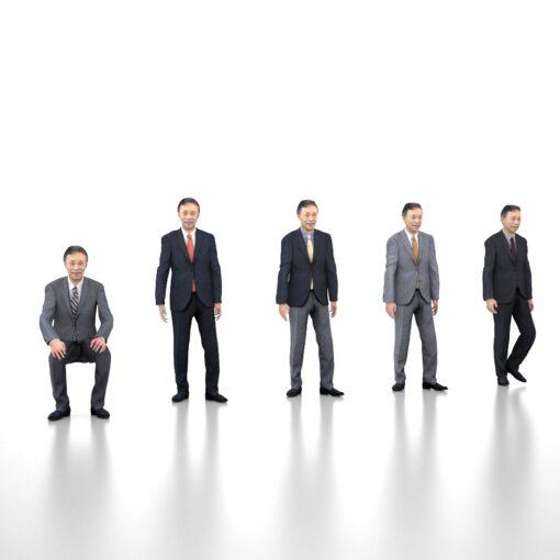 3D-PEOPLE-japanese-business-senior-animation