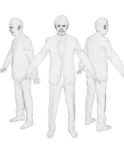 3D-PEOPLE-japanese-business-senior-mesh