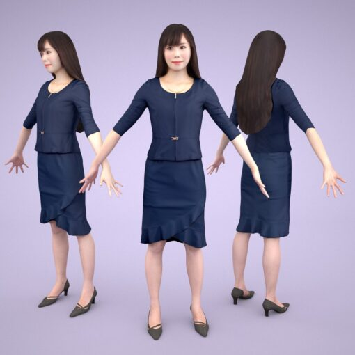 3D-PEOPLE-japanese-business-female