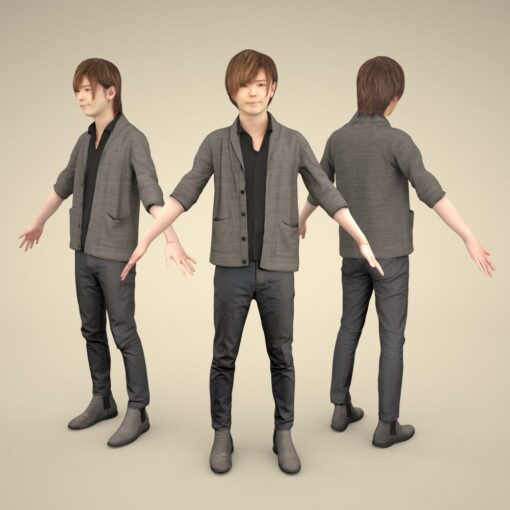 3Dmodel-PEOPLE-asian-casual-rig-apose