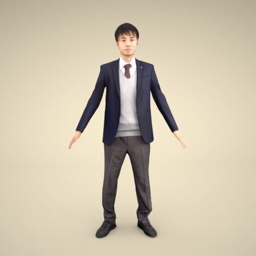 3D-PEOPLE-asian-business-apose-rig