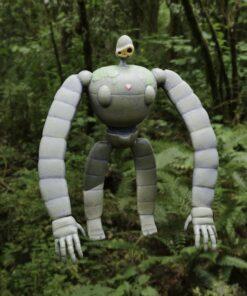 ラピュタのロボット兵3Dモデル-バルス