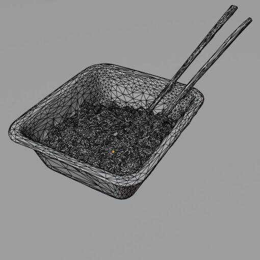フリー3Dモデル素材