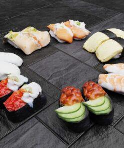 寿司フリー3Dモデル-寿司にぎり