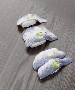 寿司フリー3Dモデル-イワシ寿司