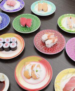 3Dモデル-回転寿司皿