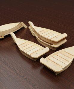 3Dモデル-舟盛り皿