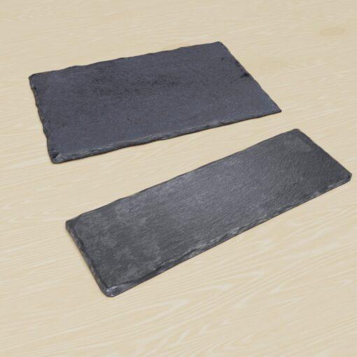 3Dモデル-黒石目皿