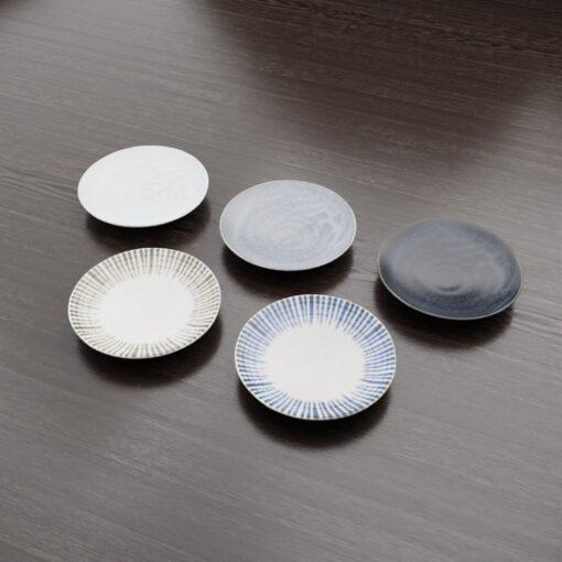 3Dモデル-丸い取り皿