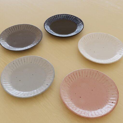 3Dモデル-シンプルまる皿
