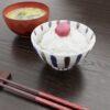 和食フリー3Dモデル-うめぼしごはん