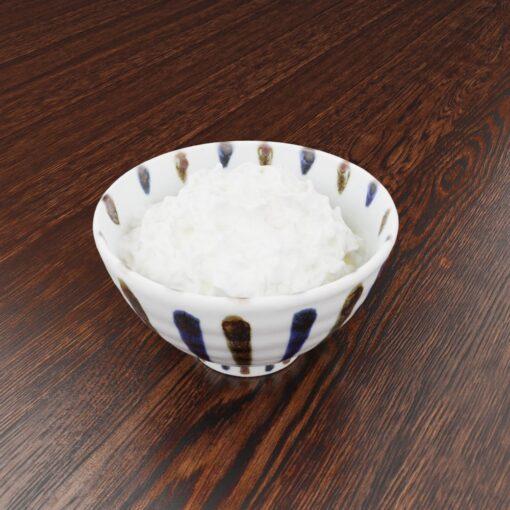 和食フリー3Dモデル-まっしろごはん