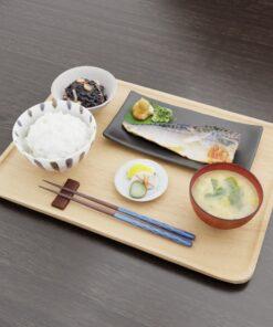和食フリー3Dモデル-さば定食